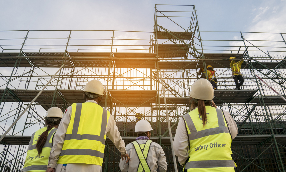 Improve safety at your work sites